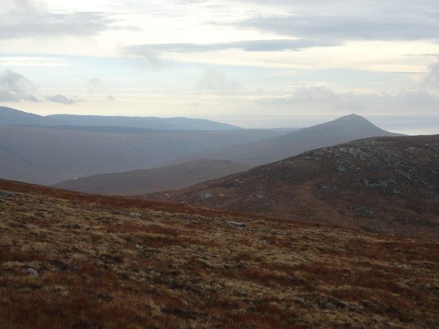 View towards Glen Iorsa