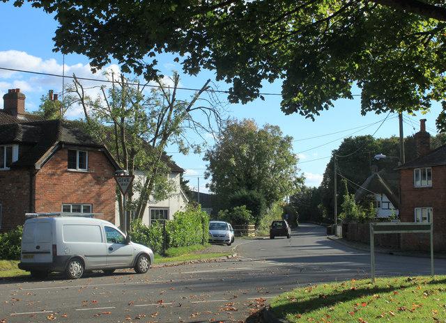2012 : Candown Road, Tilshead