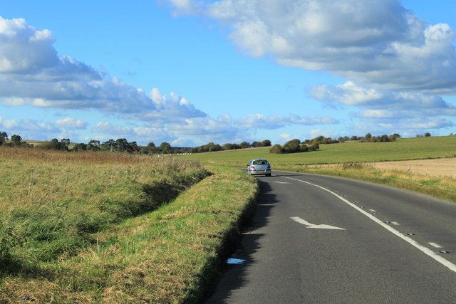 2012 : A360 on the way to West Lavington