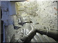 TQ9017 : Stone Effigy, Winchelsea church by Julian P Guffogg