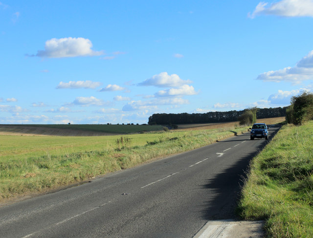 2012 : A360 just over a mile to Tilshead