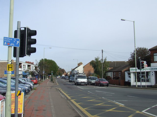 Bedford Road, Kempston