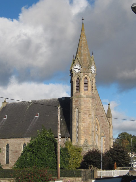 Insch Church