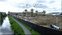 NT2472 : Dundee Street development by kim traynor