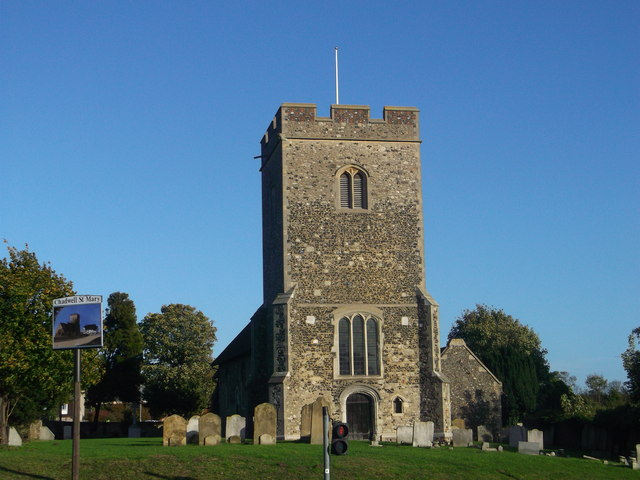 Church of St Mary's, Chadwell St Mary