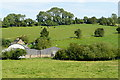SP1322 : Lower Harford Farm by Graham Horn