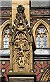 TQ2981 : All Saints, Margaret Street - Annunciation by John Salmon
