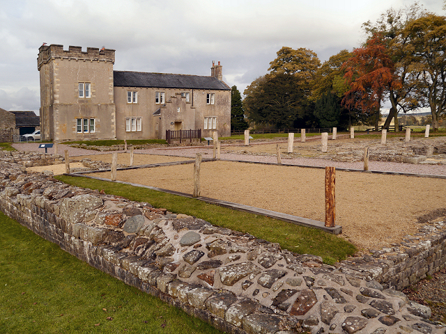 Site of Roman Fort and Hostel at Birdoswald