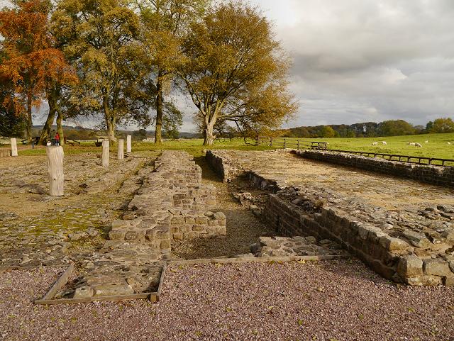 Remains of Roman Fort, Birdoswald