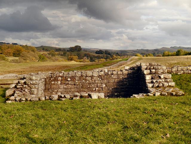 Roman Fort, Birdoswald