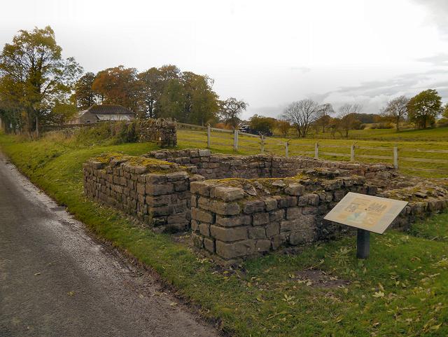 Hadrian's Wall, Turret 51b (Leahill)
