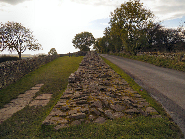 Hadrian's Wall, Banks East Turret 52A