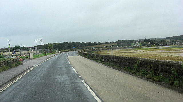 B3301 is The Causeway