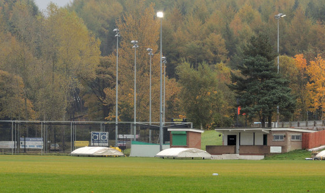 Sports ground near Shaw's Bridge, Belfast (3)