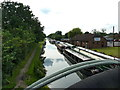 TQ0280 : Grand Union Canal Slough Arm from Hollow Hill Lane Bridge by Alexander P Kapp