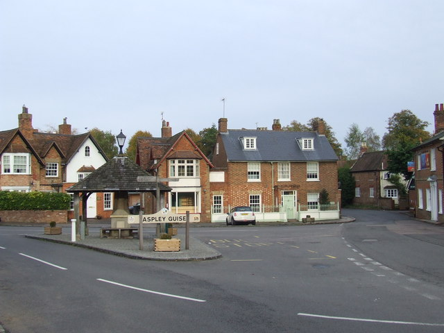 The Square, Aspley Guise