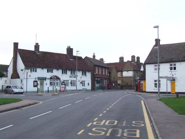 Church Square, Toddington