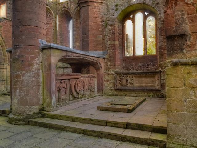 Lanercost Priory Presbytery