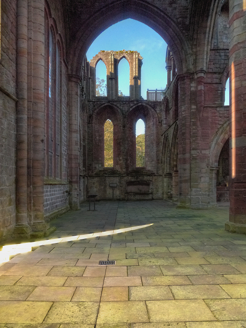 Lanercost Priory Crossing Tower