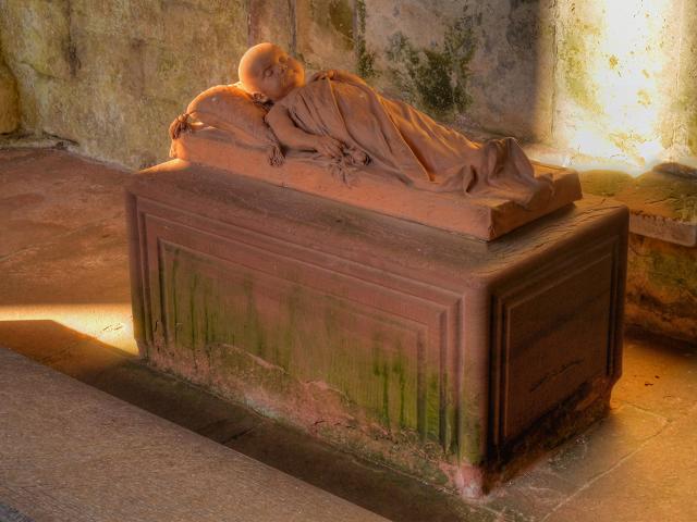 Child's Tomb, Lanercost Priory