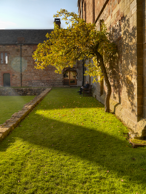 Lanercost Priory, North Cloister