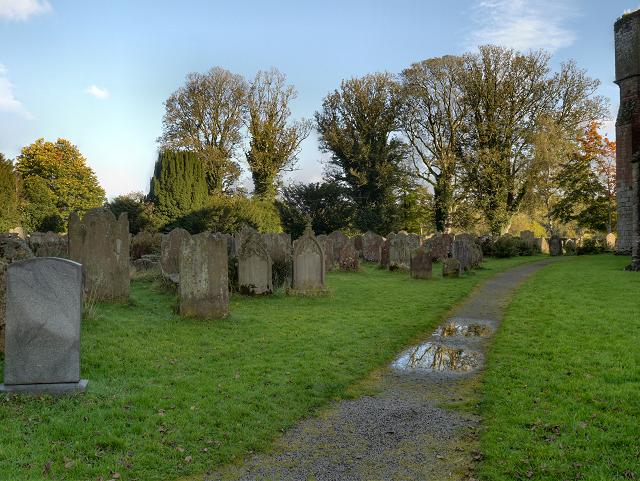 Graveyard, Lanercost Priory Church