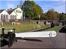 SO8483 : The Vine Locks by Gordon Griffiths
