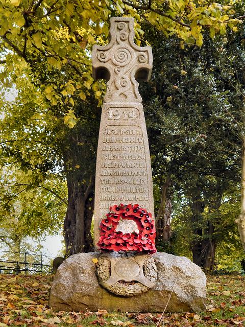 War Memorial, Holme Eden