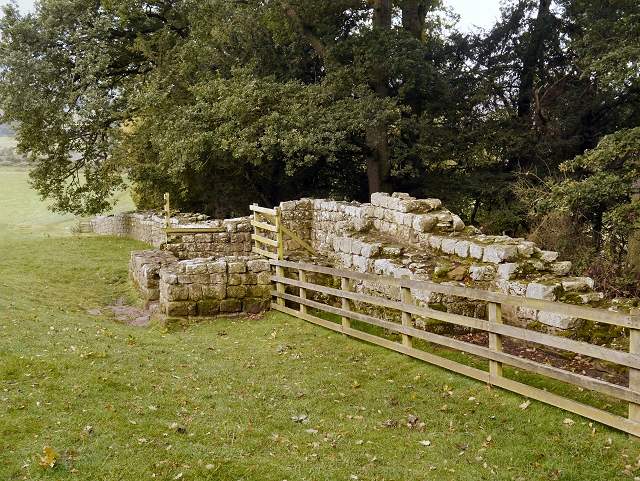 Hadrian's Wall, Brunton Turret