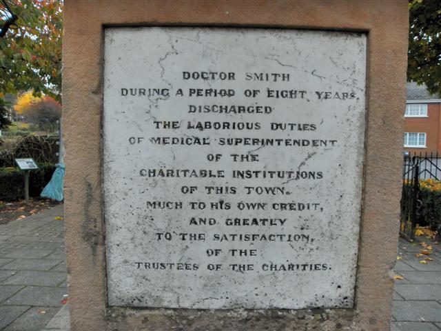 Dr Smith memorial panel (3)