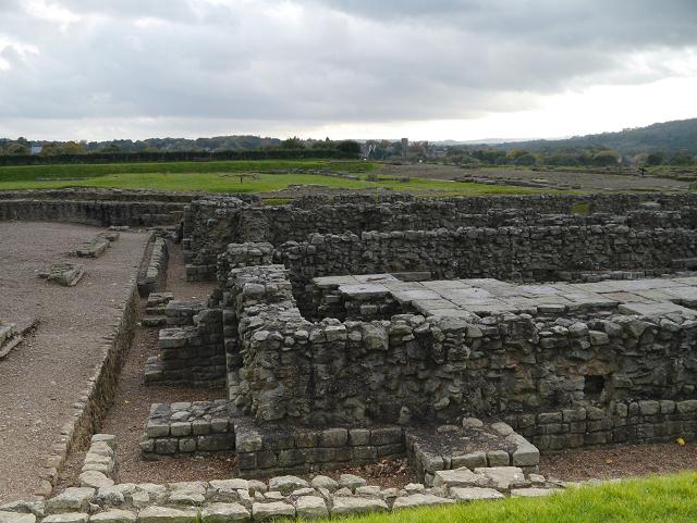 Roman Remains at Corbridge