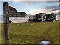 NY9369 : Heavenfield, St Oswald's Church by David Dixon