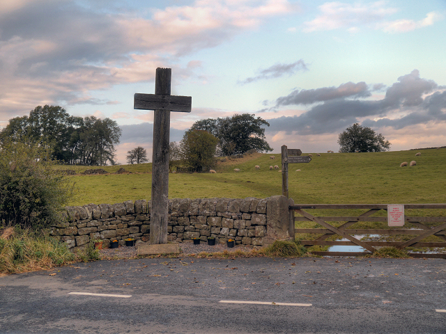 Cross at Heavenfield