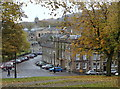SK0573 : Buxton scene, autumn by Andrew Hill