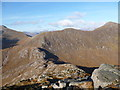 NN1441 : North ridge of Beinn nan Aighenan by Alan O'Dowd