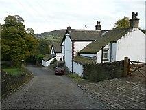 SE0927 : Houses on Lee Lane by Humphrey Bolton