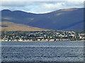 NS3081 : Craigendoran from Port Glasgow by Thomas Nugent