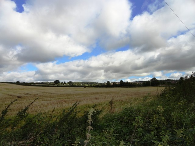 View south from Howford Lane