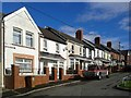 SO1107 : Goshen Street, Rhymney by Robin Drayton