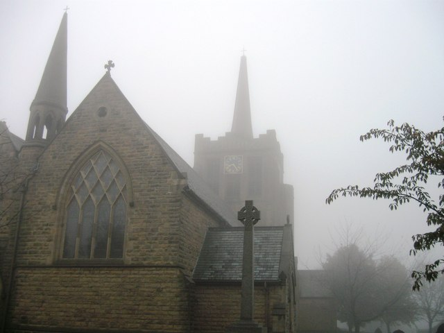 St Andrew's Church, Stanley