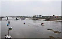 TQ2105 : The River Adur by Julian P Guffogg