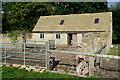 SP1620 : Pig sty at Broadlands by Graham Horn