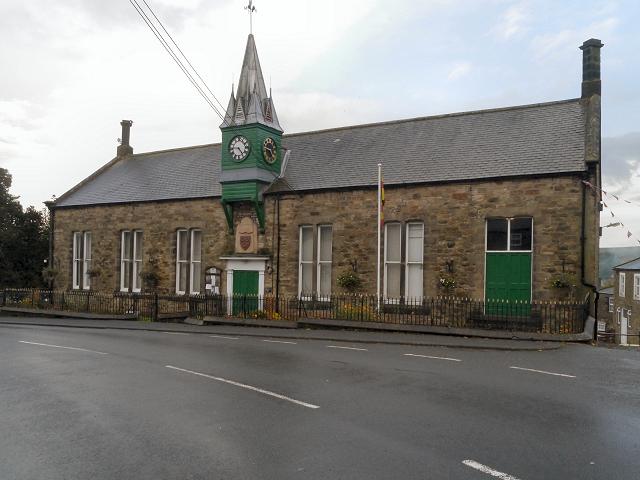 Bellingham Town Hall