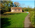 SO6812 : Old station yard, Newnham-on-Severn by Jaggery