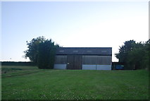 TG1507 : Farm building, Watton Rd by N Chadwick