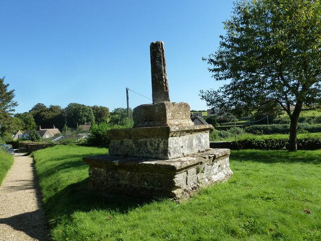 St Martin, Cheselbourne: churchyard (b)