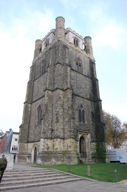 Detached Bell Tower Chichester Julian Guffogg
