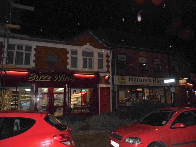 Shops on North Street, Leighton Buzzard