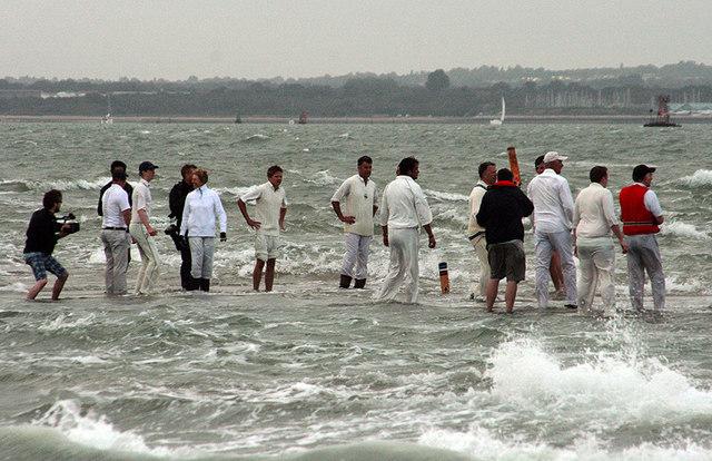 Marine madness on Bramble Bank