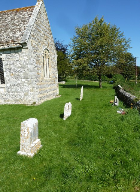 St Martin, Cheselbourne: churchyard (g)